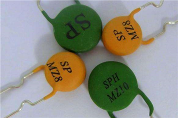 Selection of PTC thermistor
